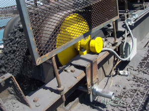 Rulmeca Motorized Pulley